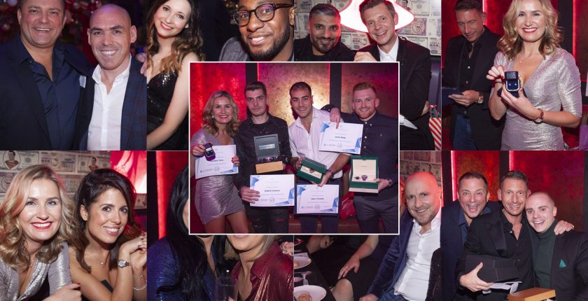 Awards and party 2019