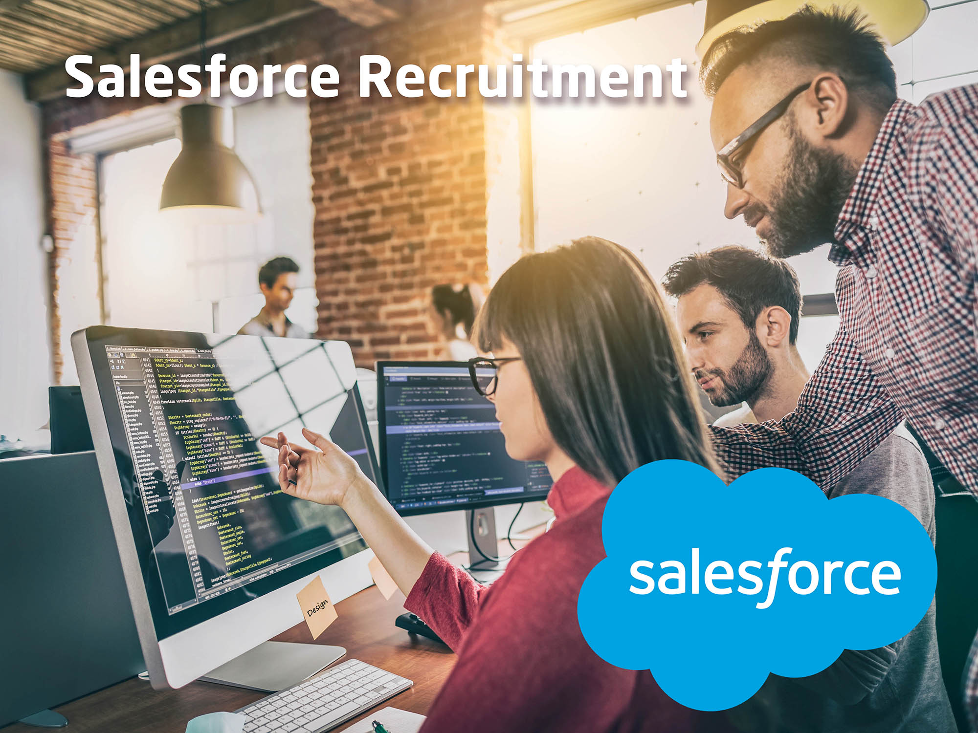 Salesforce talent