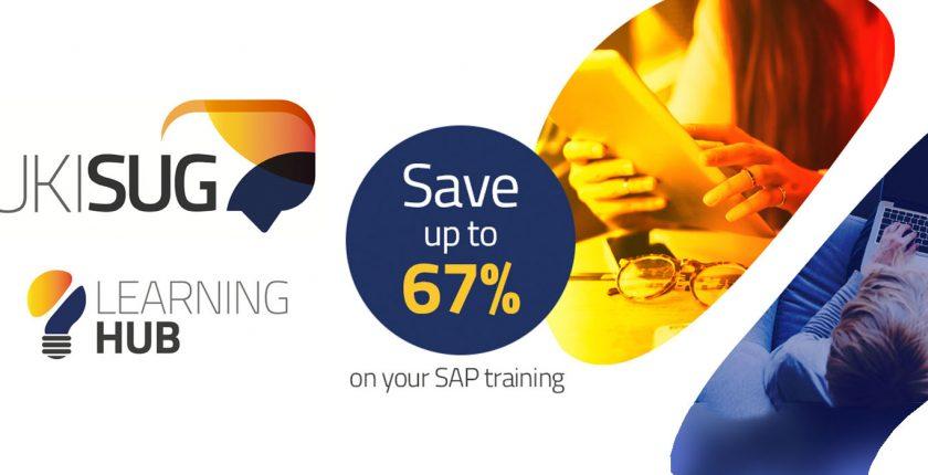 sap learning hub banner